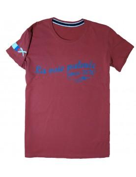 T-shirt Vintage Rouge