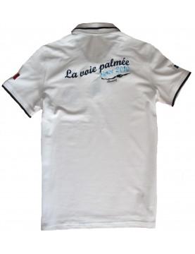 Polo Odyssée Blanc