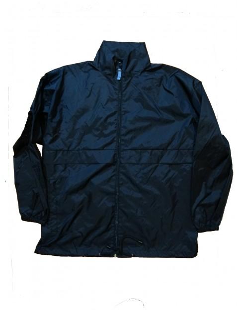 Coupe-vent Sirocco Noir, Rouge, Navy, Bleu roi, Turquoise