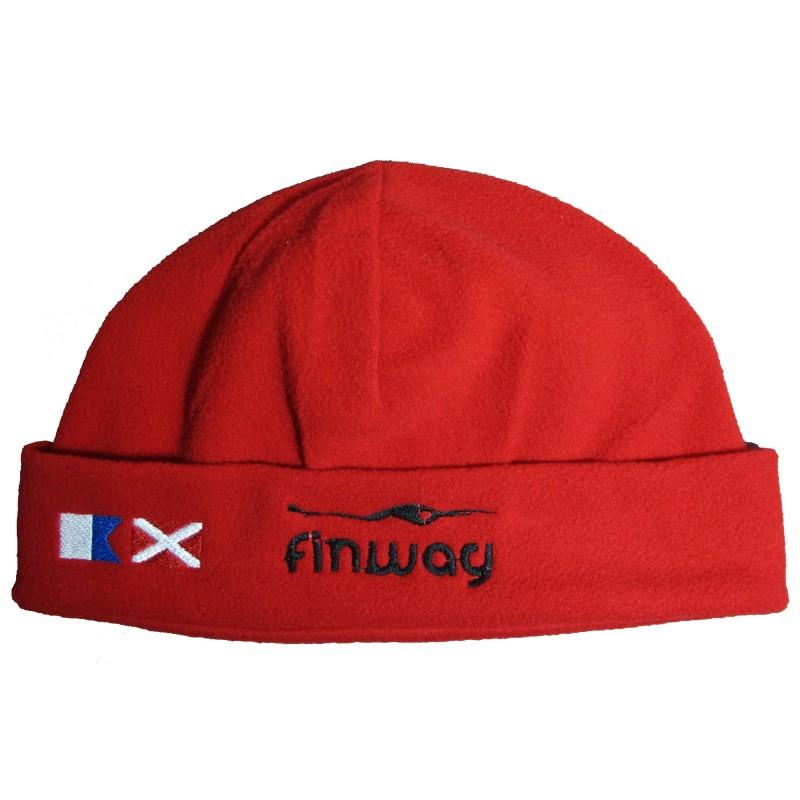 Bonnet polaire Rouge