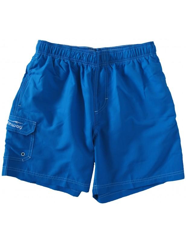 Short de bain Bleu roi