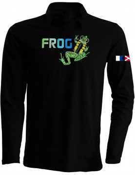 Polo manches longues FROG