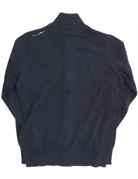 Cardigan zippé