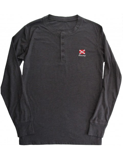 T-shirt jersey col boutonné