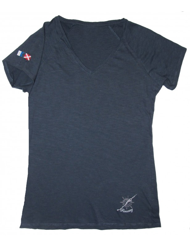 T-shirt Flammé