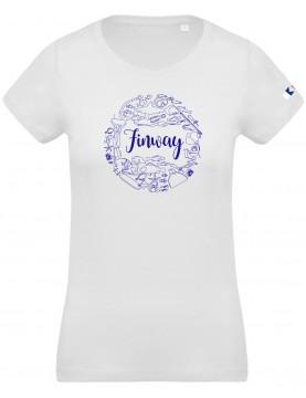 T-shirt femme BIO