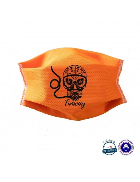 Masque en tissu lavable AFNOR