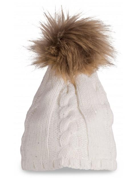 Bonnet avec pompon