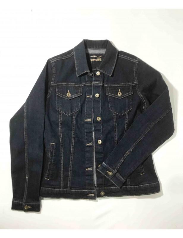 Veste en jean (Taille M)