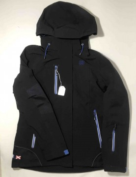 Veste à capuche femme BLEU (Taille M)