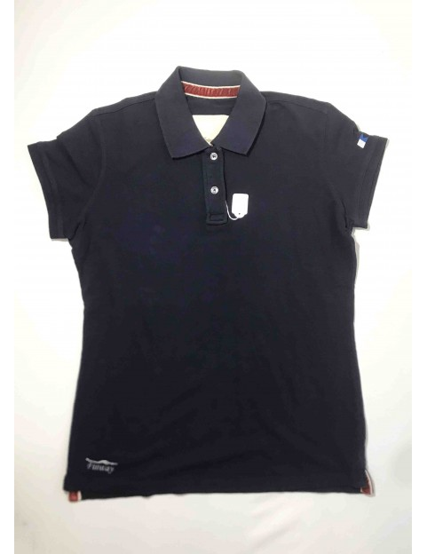 Polo manches courtes femme NAVY (Taille XXL)