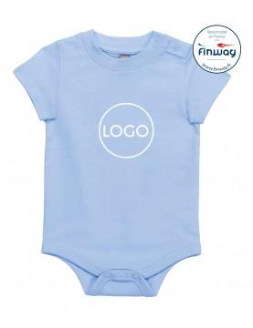 Body bébé avec logo devant