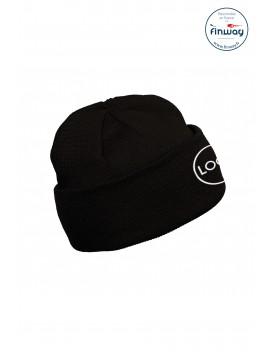 Bonnet Acrylique avec logo devant